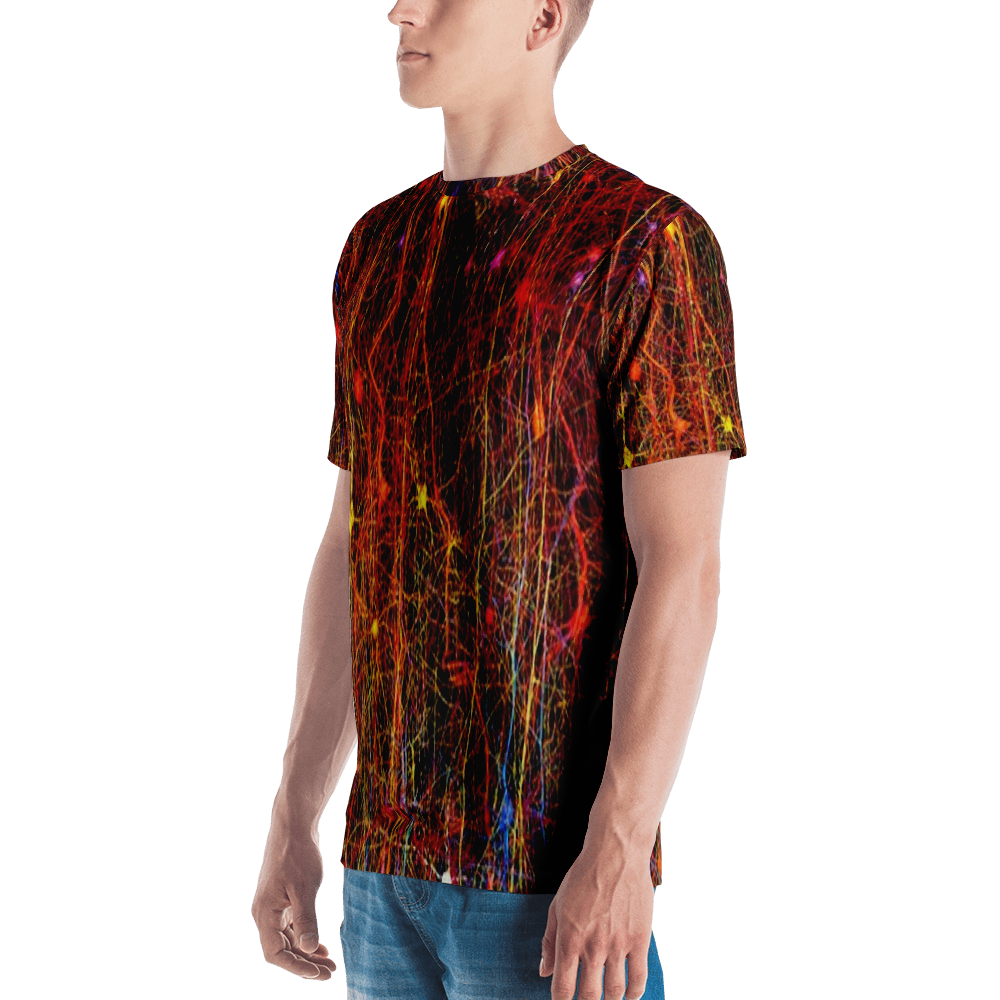 Neurons Men's Tee Crew Neck