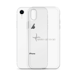AGL Clear iPhone Case