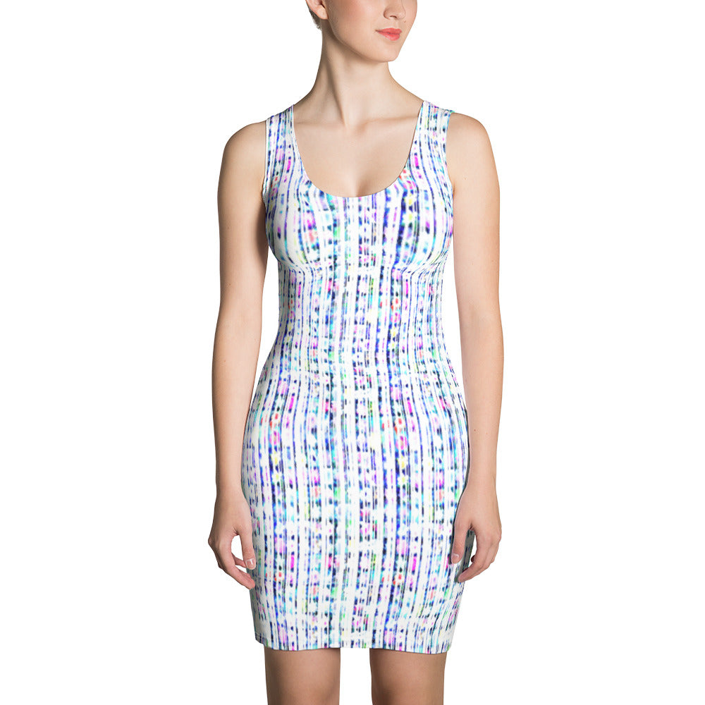 BENDIGO2 Sky Dress VLW122 Cut & Sew Dress