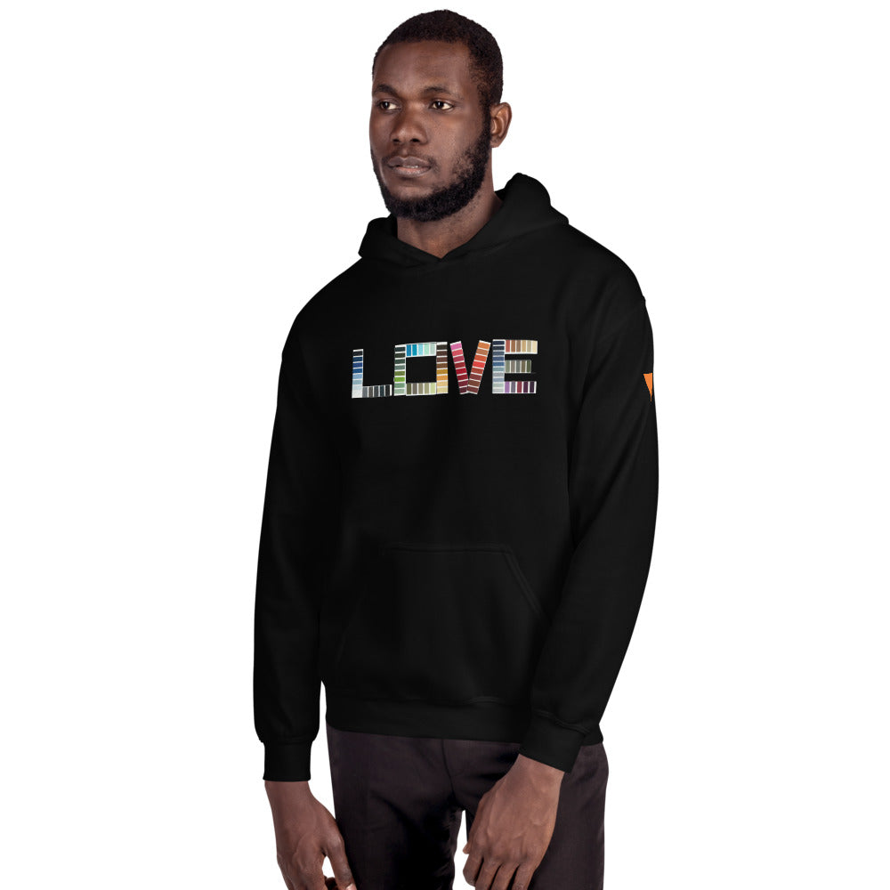 LOVE Hooded Sweatshirt