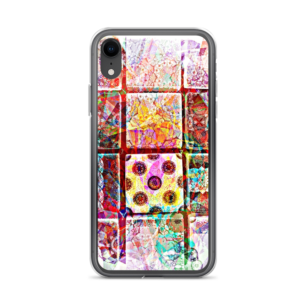 Tiled iPhone Case