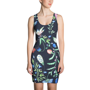 FORBURRY GARDENS DRESS