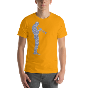 Miles Away  VLK803 Short-Sleeve Unisex Tee Crew Neck