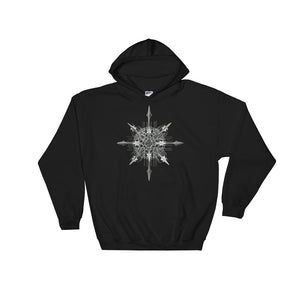 Prague Hooded Sweatshirt