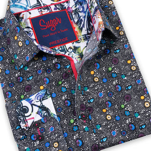Reef Caviar Sugar Printed Shirt