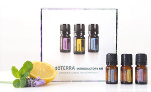 Doterra Essential Oils Introductory Kit - Satori Art Decor