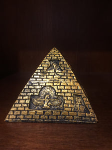 Medium Egyptian Pyramid - Satori Art Decor