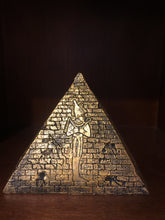 Large Egyptian Pyramid - Satori Art Decor