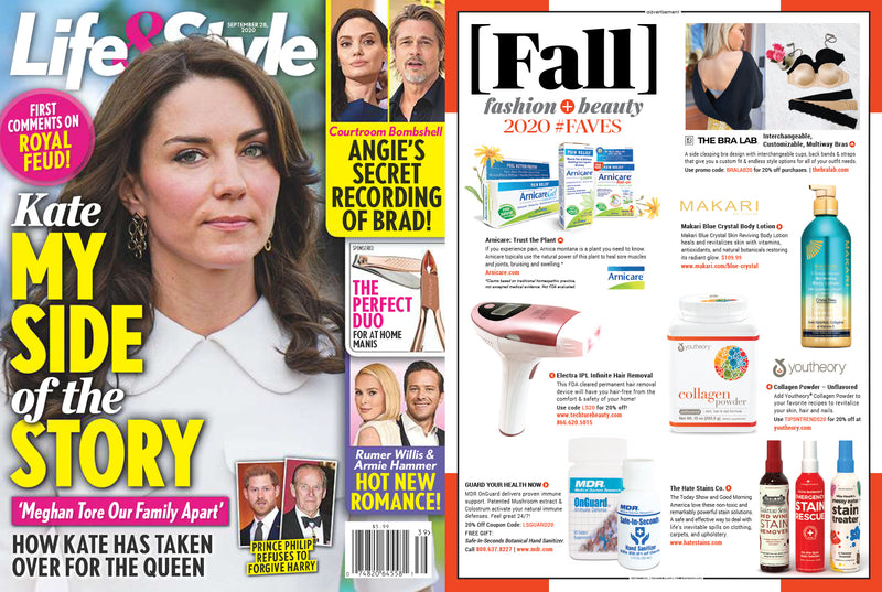 Beauty Experts From Life & Style Magazine Can't Get Enough Of the Electra IPL Infinite Hair Removal Device