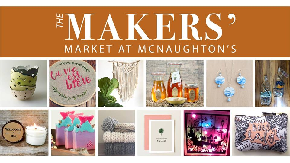 The Makers' Market at McNaughton's