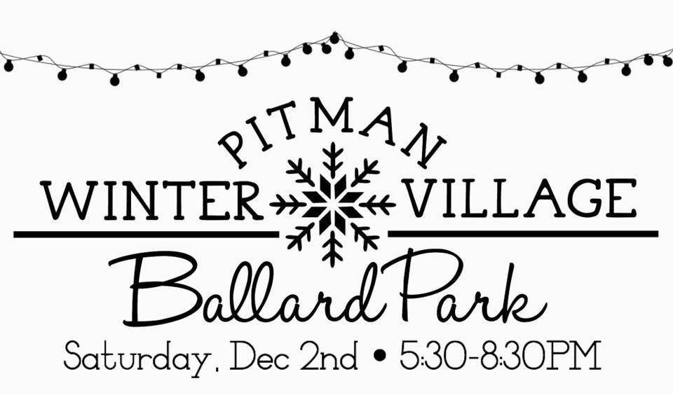 Pitman Winter Village
