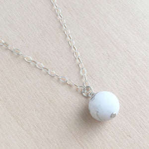 Bauble Necklace + Cloud