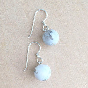 Bauble Earrings + Cloud