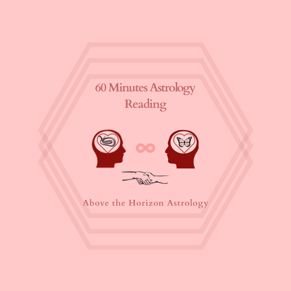 60 Minute Astrology Reading