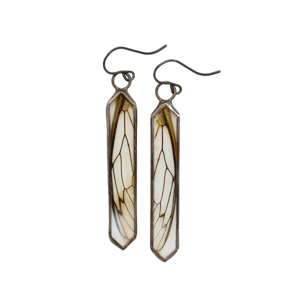Cicada Cathedral Earrings {One of a Kind}