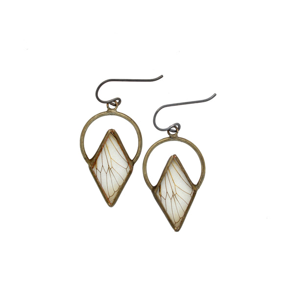 Cicada Venus Earrings {One of a Kind}