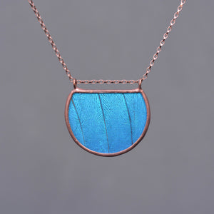 Penumbra Rose Gold Necklace
