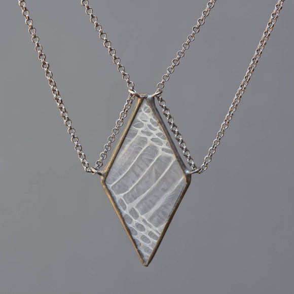 Tethered Diamond Necklace