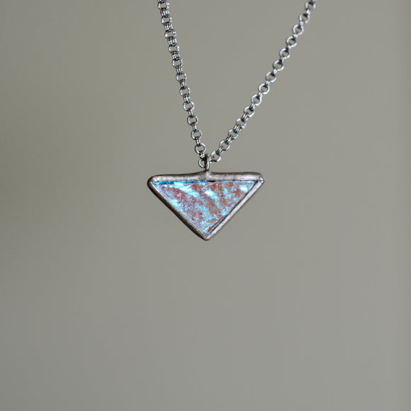 Spectrum Collection - Interval Charm Necklace - Ready to Ship