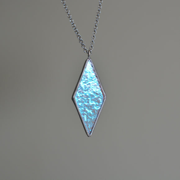 Spectrum Collection - Diamond Charm Necklace - Ready to Ship
