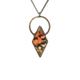 Venus Necklace Painted Lady Butterfly