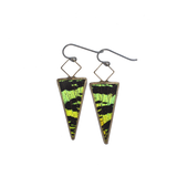 Prismatic Past Earrings