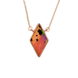 Lilith Rose Gold Necklace