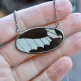 Swallowtail Portal Necklace {One of a Kind}