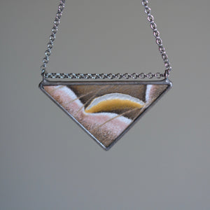 Atlas Moth Necklace {One of a Kind}