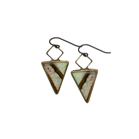 Prismatic Earrings {One of a Kind}