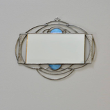 The Far-Seeing Heart Wall Adornment Mirror
