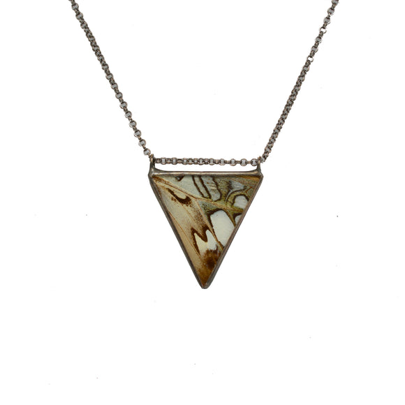 Sylvia Butterfly Isosceles Necklace {One of a Kind}