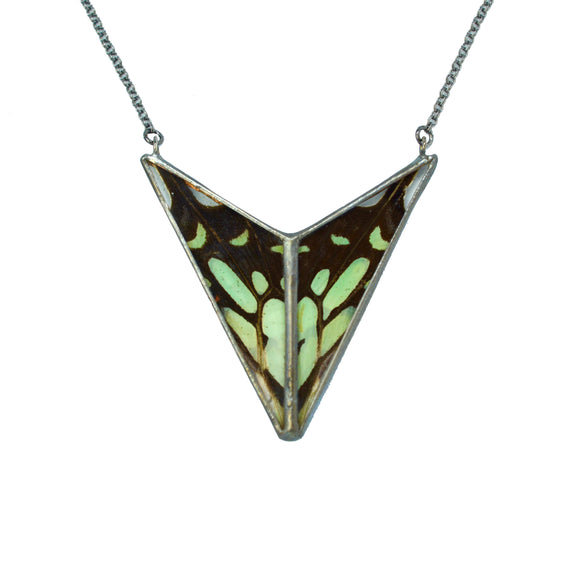 Graphium Butterfly Alchemy Necklace {One of a Kind}