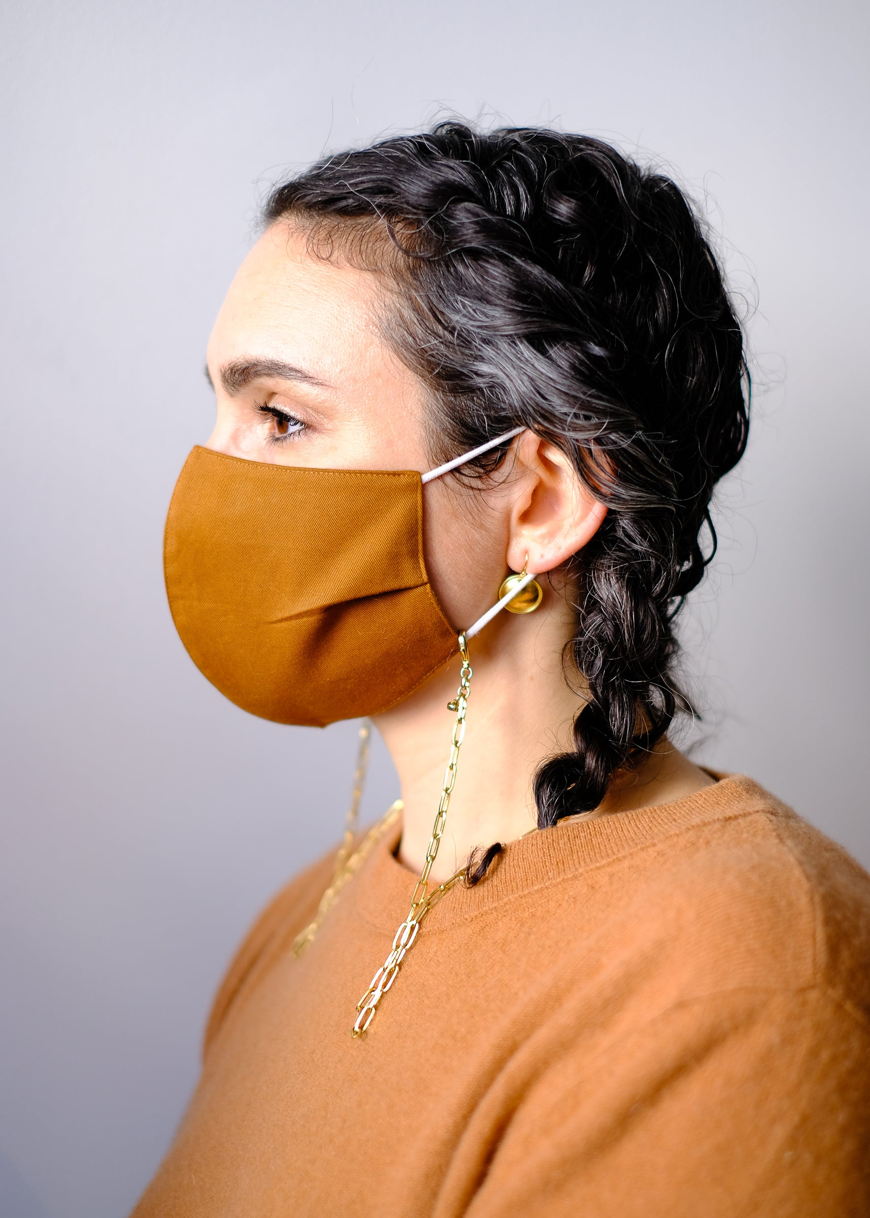 Convertible Mask Chain