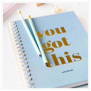 'You Got This' Notebook