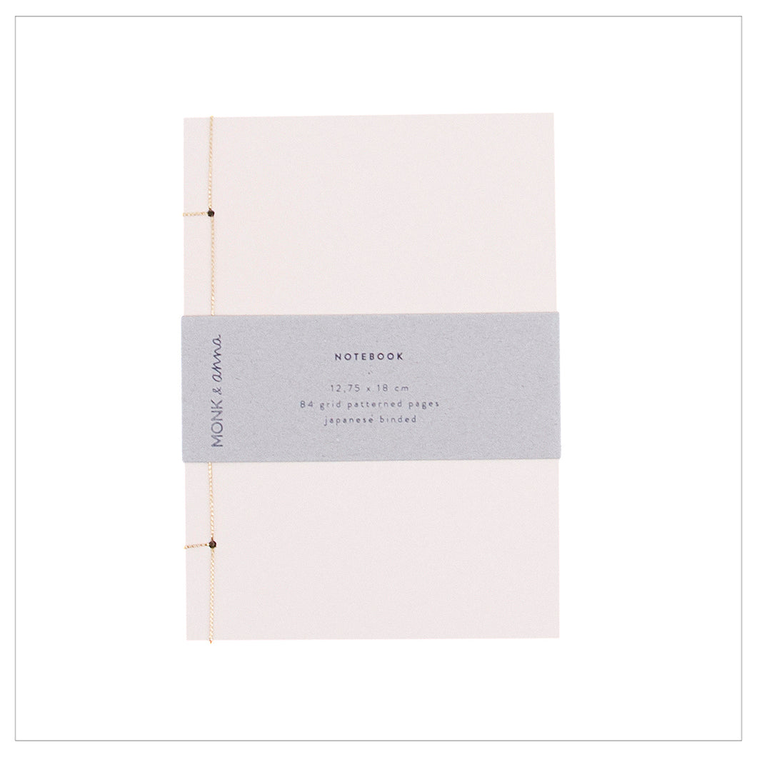 Notebook Japanese Binding - Lichtroos