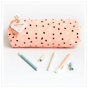 Etui 'Pink Dots'