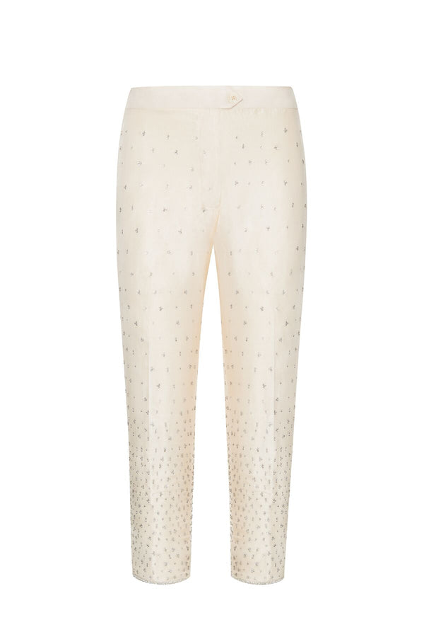 Narcissus Slim Leg Trousers