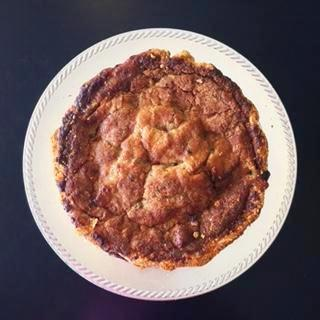 Green Chili Apple Pie