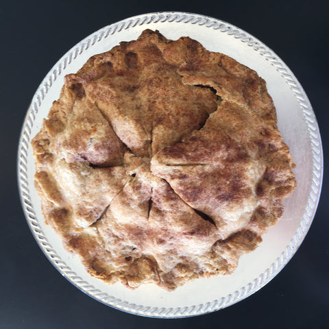 Apple Double Crust Pie