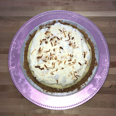 Mini Coconut Cream Pie