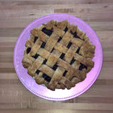 Blackberry Lattice Pie