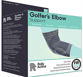 Golfer's Elbow Support Rally Active