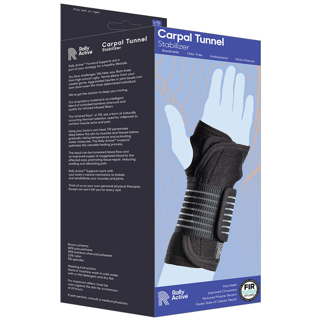 Carpal Tunnel Stabilizer - Rally Active