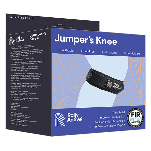 Jumper's Knee - Rally Active