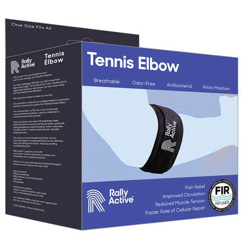 Tennis Elbow - Rally Active