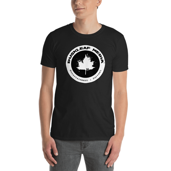 Unisex T-Shirt  - Duskleaf Media Logo