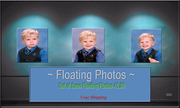Floating Photos