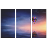 HOT AIR BALLOON CANVAS