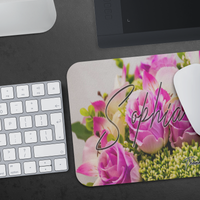 Personalize a Mouse Pad